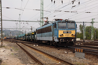 630 028 at Budapest Kelenfold on 2nd May 2017 (5)
