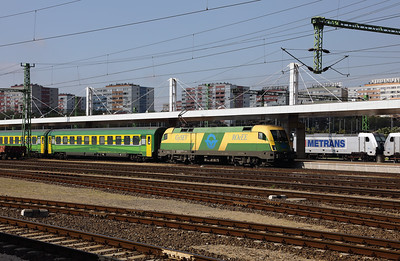 GySEV, 470 502 (91 43 0470 502-5 H-GYSEV) at Budapest Kelenfold on 4th May 2017 (4)