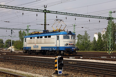 SZDS, 242 559 (91 52 0044 095-5 BG-SZDS) at Budapest Kelenfold on 2nd May 2017