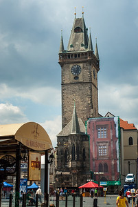 Richards__The Old Town Hall in Prague