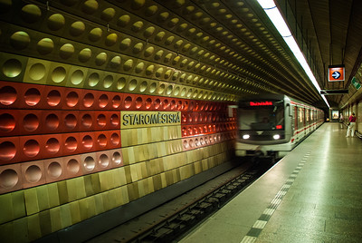 Richards__The Prague Subway