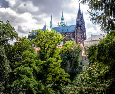 Richards__St. Vitus Cathedral in Prague