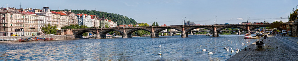 Richards__Bridge over the Vltva River in Prague