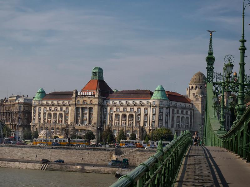 Hotel Gellert and Gellert Baths and Spa, Budapest, Hungary