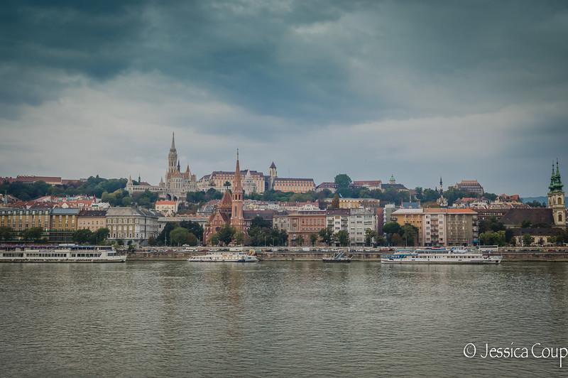 Across the Danube