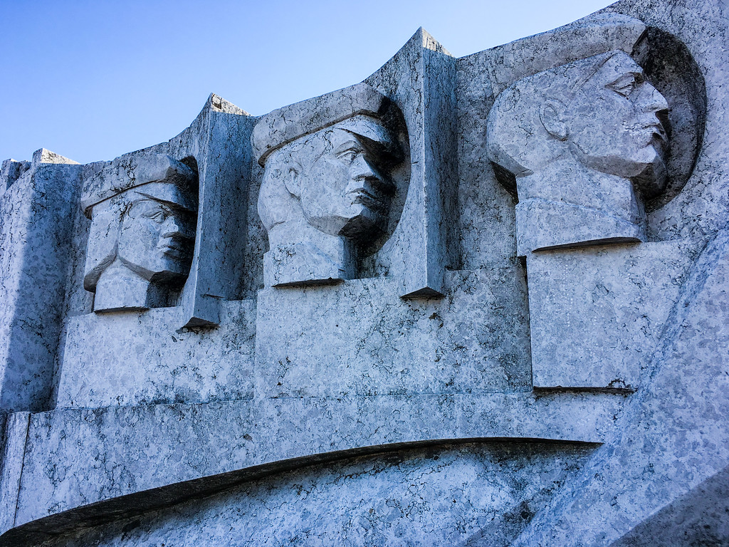 what to do alone in Budapest? Memento Park!