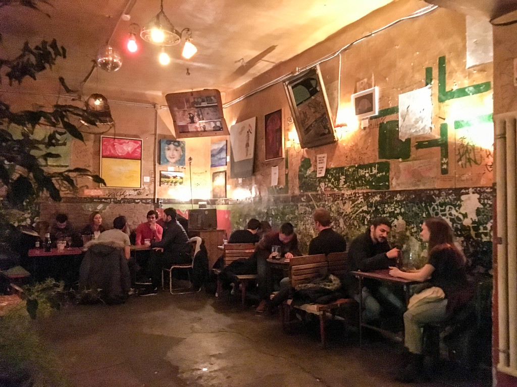 The Budapest nightlife area is enjoyable as a solo traveler