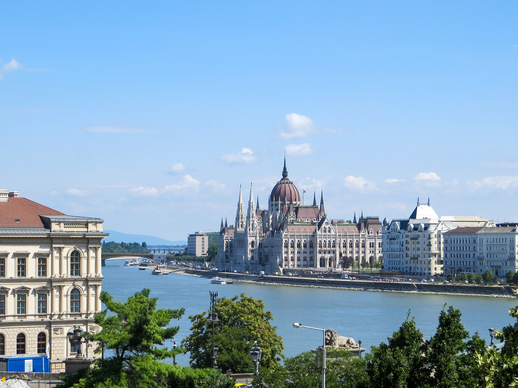 summer in budapest promises sunny skies and great warm weather fit for exploring