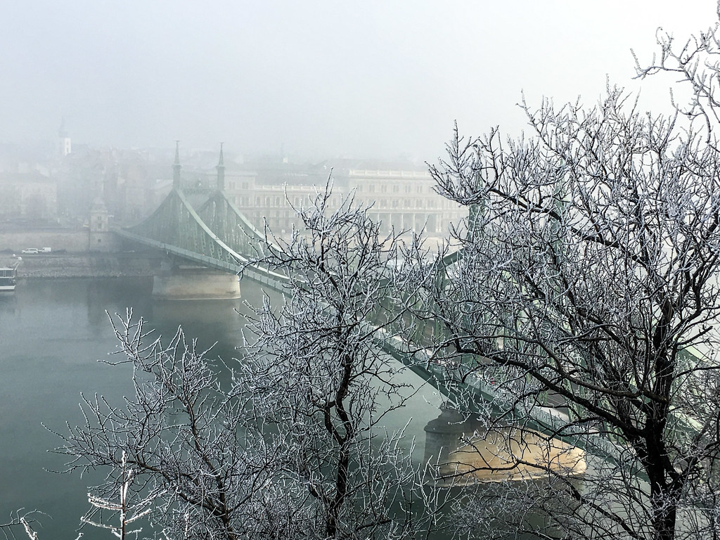 visit budapest in the winter