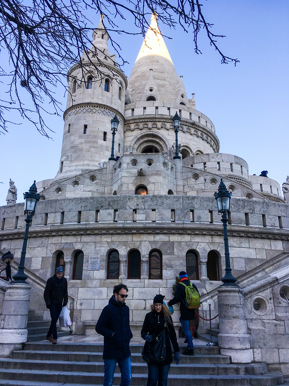 visit budapest in winter