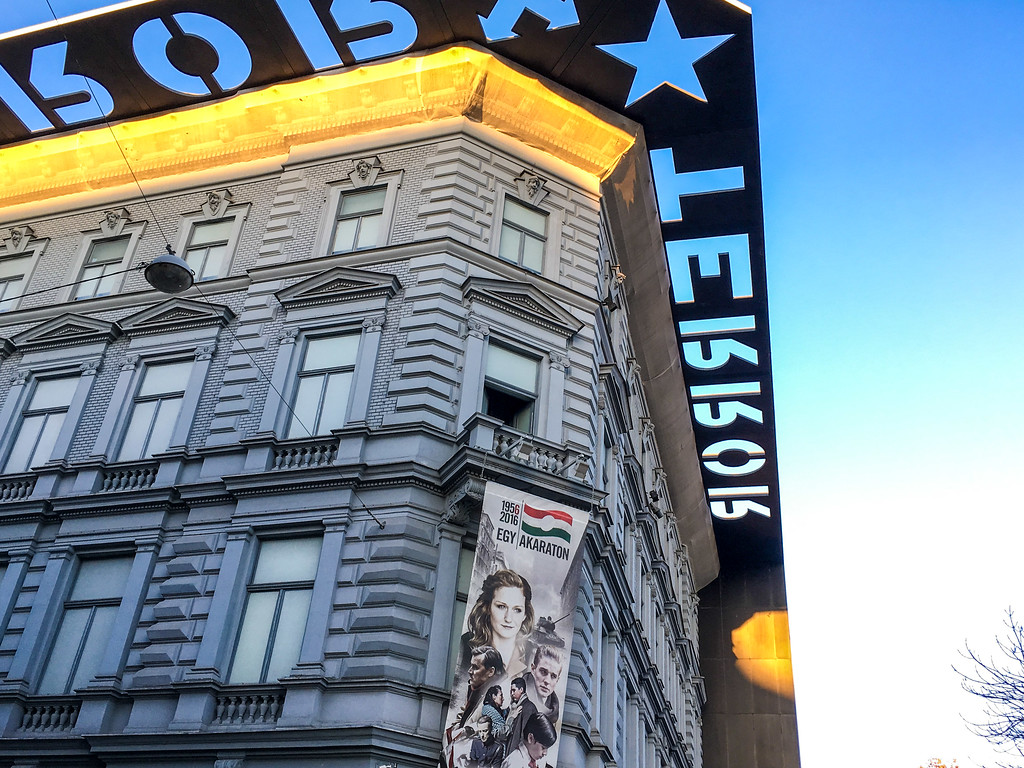 budapest 2 days: enough time to see the house of terror