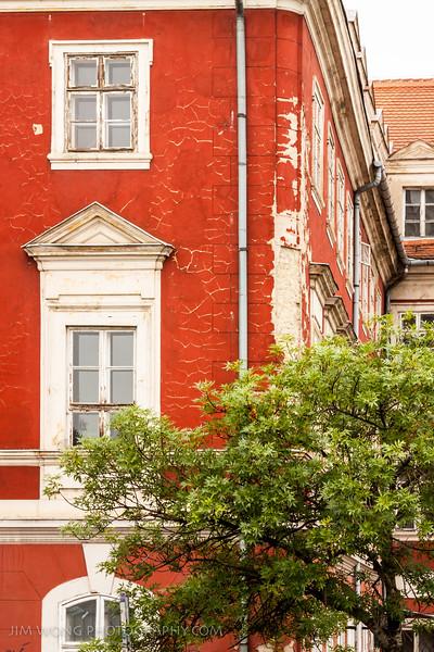 Piros épület, Budapest