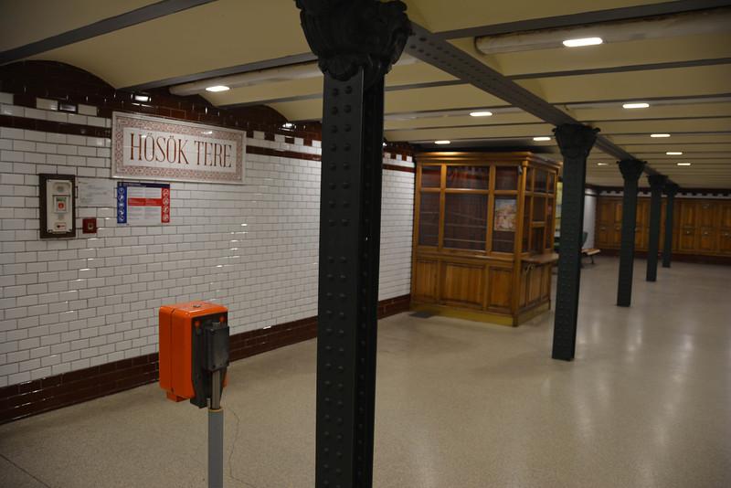 budapest metro system