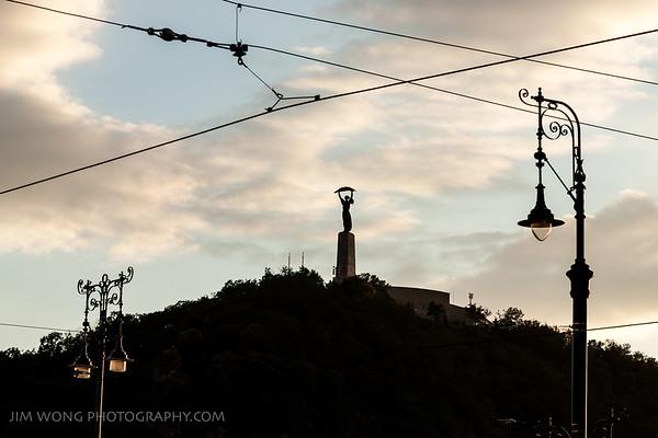 Szabadság szobor, Budapest
