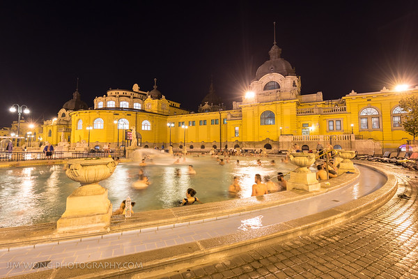 Széchenyi fürdő