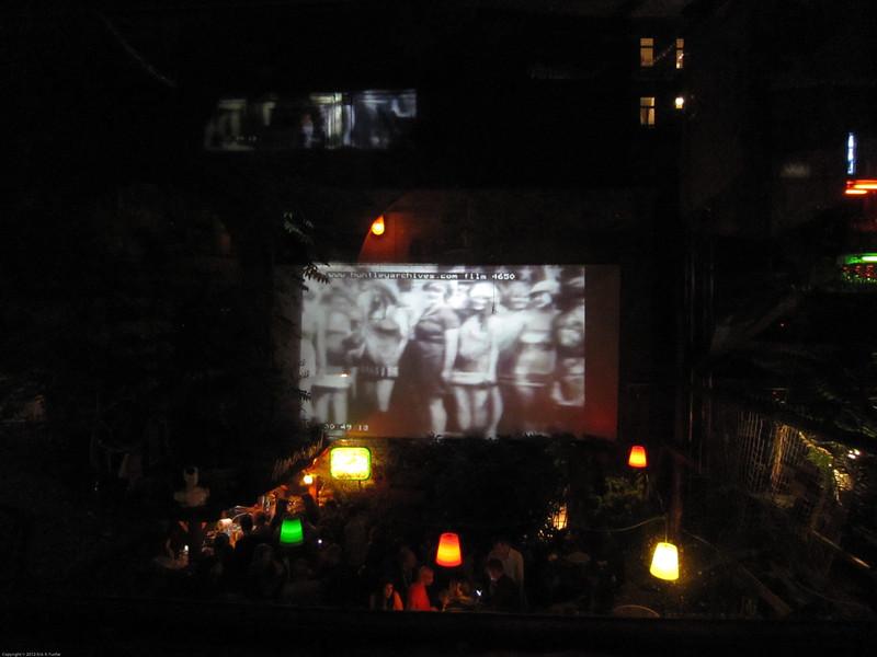 """""""Ruin"""" pub in Budapest"""