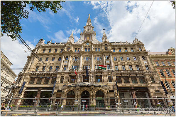"The ""New York Palace"", Budapest"