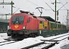 GySEV (OBB) 1116-060 Sopron 25 February 2013