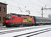 GySEV (OBB) 1116-059 Sopron 25 February 2013