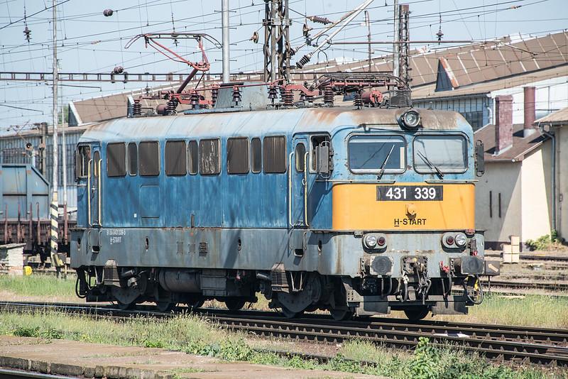 MAV 431-339 Novy Zamky 28 August 2014