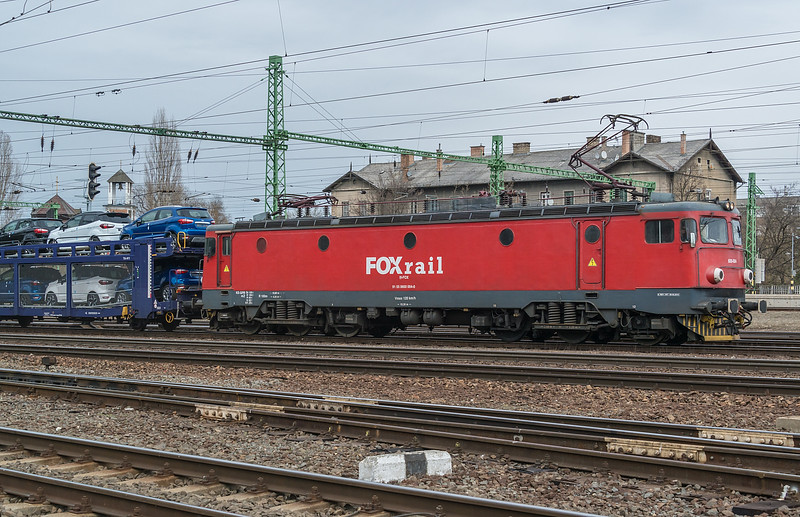 FoxRail 0600-004 19 March