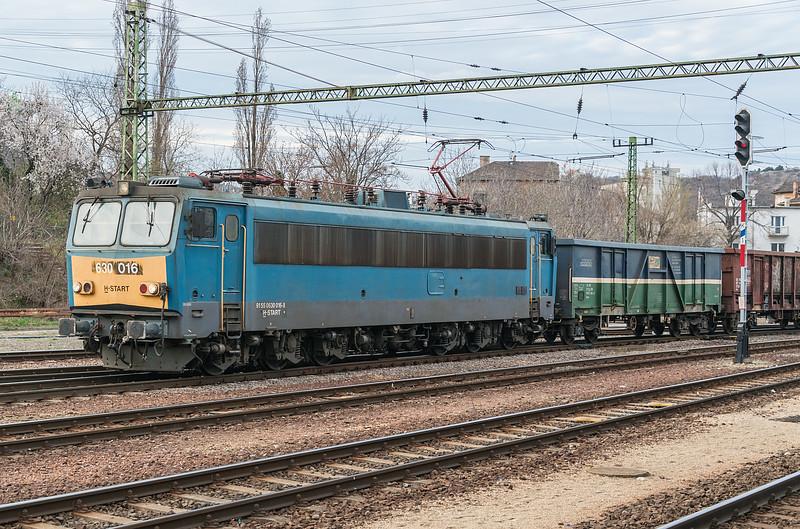 MAV 630-016 19 March