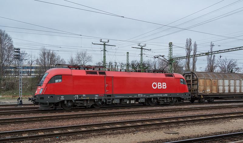 OBB 1116-038 19 March