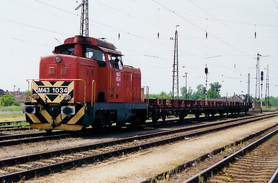 M43 1034 at Kal Kapolna on 13th May 2002