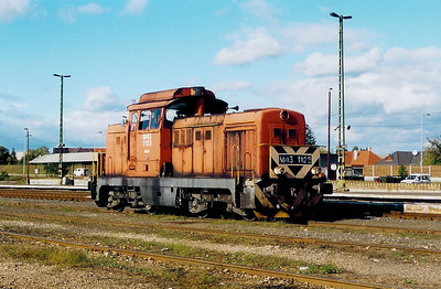 M43 1123 at Tapolca on 8th October 2003