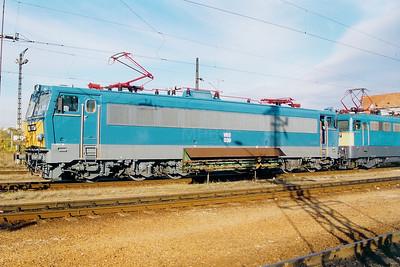 V63 039 at Ferencvaros Depot on 7th October 2003