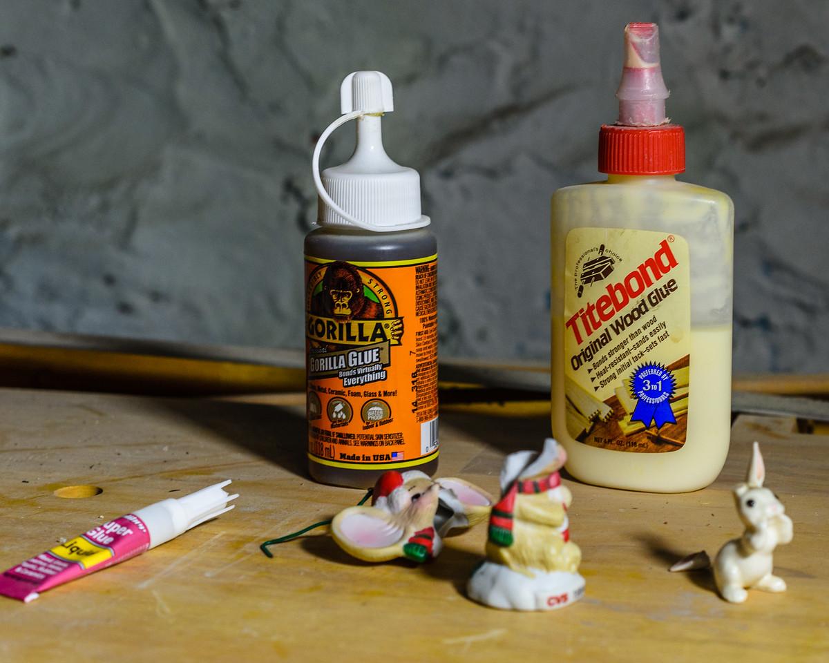 glue by Martin Heller
