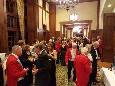 Hunt Ball 2017-Liz King photos