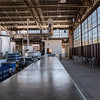Hunter-Gatherer Brewery at the Curtiss-Wright Hangar