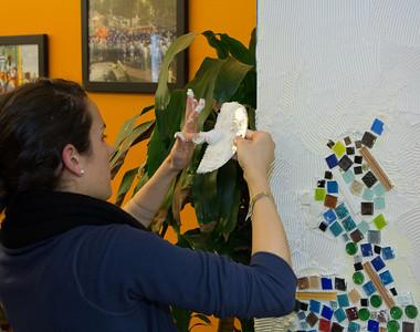 HP Art Club Mosaic