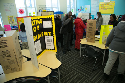 Science and Social Studies Night (2015)