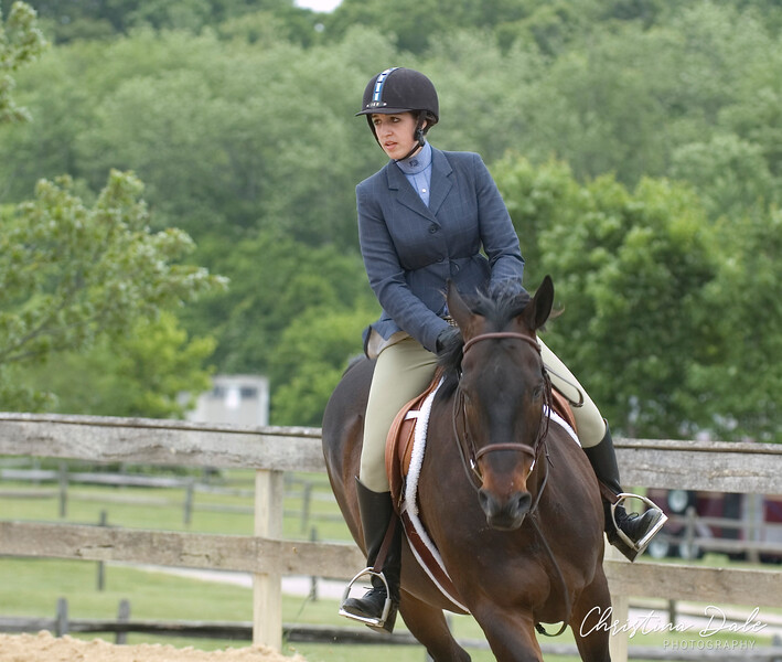 Junior Under Saddle