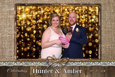 Hunter and Amber