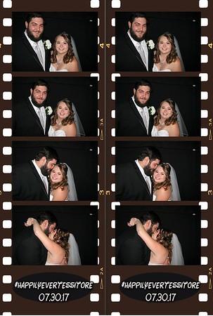 Hunter and Jeremy's Wedding 7-30-17