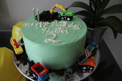Hunter's 2nd Birthday