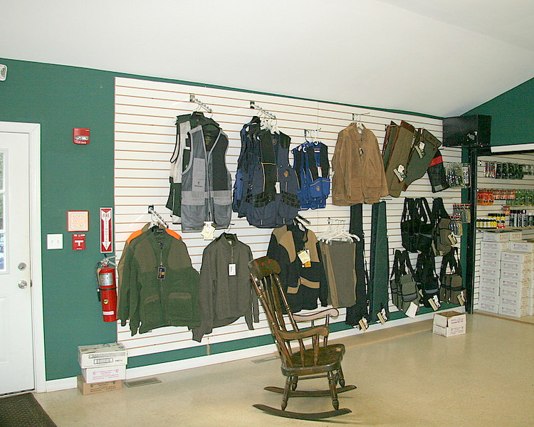"The clubhouse has been totally revamped and renovated.  The proprietor Mark Wroobel has done a magnificent job of improving the site.  He has added an up to date shooting accessory and gun store to the operation.  You can purchase ammunition on site and any other gear you might need. There is a gunsmithing available on site to fix any problems that you might have with your firearms.  Mark also owns and operates ""Hunter Sports"" in Massapequa which is a full service gun shop (516-799-7923)."