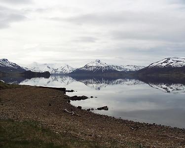 Springtime in Alaska Bear Lake