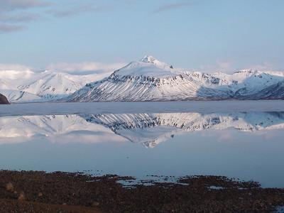 After the Thaw Bear Lake Alaska