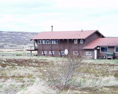 Springtime in Alaska Bear Lake Lodge