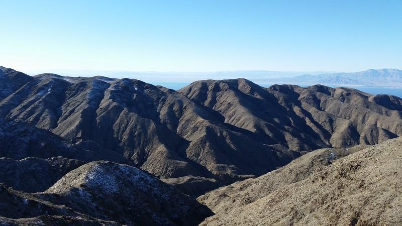 Orocopia Mountains