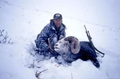 Don Anderson - Stone Sheep - Canada