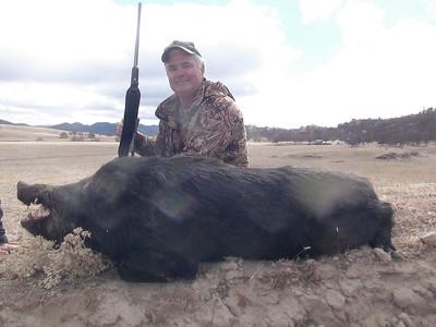 2014 Boar Hunt - Dan Tolbert
