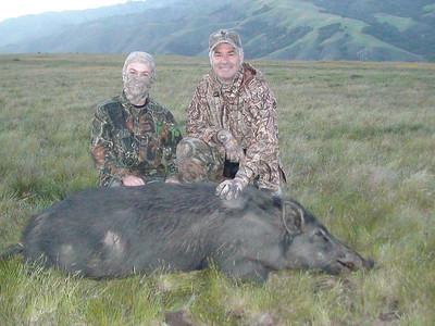 Dad's Pig