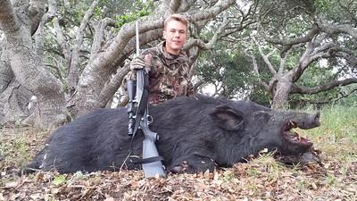 2015 WIld Boar - Daniel Tolbert