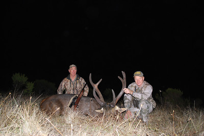 2011 Sambar Deer - Don Anderson with Craig Boddington