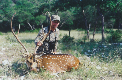 Interested in hunting Texas for Whitetail deer or exotics, contact us at www.thehuntpro.com to book your next hunt.